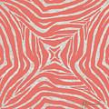 Coral Zebra by Marcella Muhammad