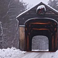 Corbin Covered Bridge by James Walsh