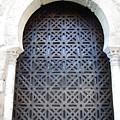 Cordoba Architecture Ancient Mesquita Doorway II Spain by John Shiron