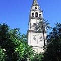 Cordoba Bell Tower Architecture II Spain by John Shiron