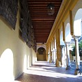Cordoba Mosque Exterior Architecture Columns Spain by John Shiron
