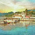 Corfu 30 My Passion Paintography by Leigh Kemp
