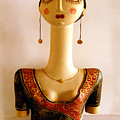 Corfu Lady by Dan Albright
