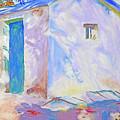 Corfu  Lights And Shadows by Kathy Przepadlo