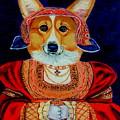 Corgi Queen by Lyn Cook