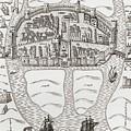 Cork, County Cork, Ireland In 1633 by Irish School