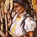 Corn Harvest by John Huntsman