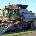 Corn Harvest by Steve Gass