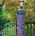 Corner Lantern by Donna Bentley