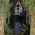 Corner Of A Flat At Argenteuil by Claude Monet