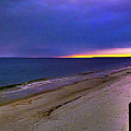 Corner Of Sunset And Wine by Jeff Kurtz
