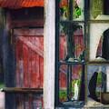 Corner Store by Daniel George