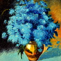 Cornflowers by Henryk Gorecki