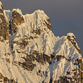 Cornices On The Rooster Comb by Tim Grams