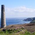 Cornish Mine by Alexia Miles