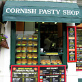 Cornish Pasty Shop by Kurt Van Wagner