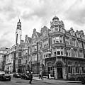 cornwall buildings on the corner of newhall street and cornwall st Birmingham UK by Joe Fox