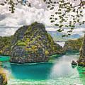 Coron Lagoon by MotHaiBaPhoto Prints