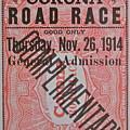 Corona Road Race 1914 by Gwyn Newcombe