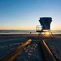 Coronado Lifeguard Station by Robert VanDerWal
