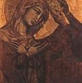 Coronation Of The Virgin 1311 by Duccio