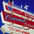 Coronet Cleaners by Randy Ford