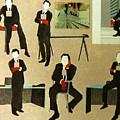 Corporate Image by Sharron Loree