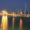 Corpus Christi Marina by Errol Allen