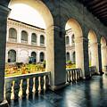 Corridor by Charuhas Deshpande