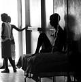 Corridor Of Haitian Hospital by Angie Bechanan