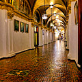 Corridor Of Power In Harrisburg by Olivier Le Queinec