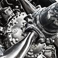 Corsair F4u Engine by Bryan Keil
