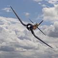 Corsair F4u-n by Pat Speirs