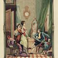 Corset Trade Card, 1912 by Granger