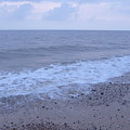 Corton Beach Dawn Ocean Waves 3 by Richard Griffin