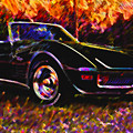 Corvette Beauty by Stephen Anderson