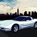 Corvette C-5 1997-2004 by Chas Sinklier