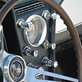 Corvette Console by Kelly Mezzapelle
