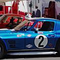 Corvette Grand Sport 1963 by Curt Johnson