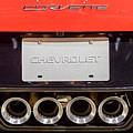 Corvette by Jim West