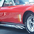 Corvette Soft Top by Rob Luzier