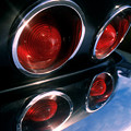 Corvette Tail Lights by Jerry McElroy