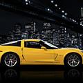 Corvette Z06 Gt1 by Mark Rogan
