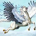 Cory Pegasus by Melissa A Benson