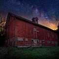 Cosmic Barn by Bill Wakeley