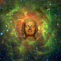 Cosmic Buddha by Jody Brusca