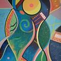 Cosmic Carnival V Aka The Dance by Helena Tiainen