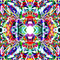 Cosmic Clam by Blind Ape Art