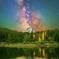 Cosmic Eruption by Ralf Rohner
