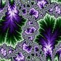 Cosmic Leaves by Becky Herrera